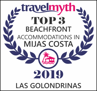 Las Golondrinas: Top 3 Beach Front Accommodations in Mijas Costa