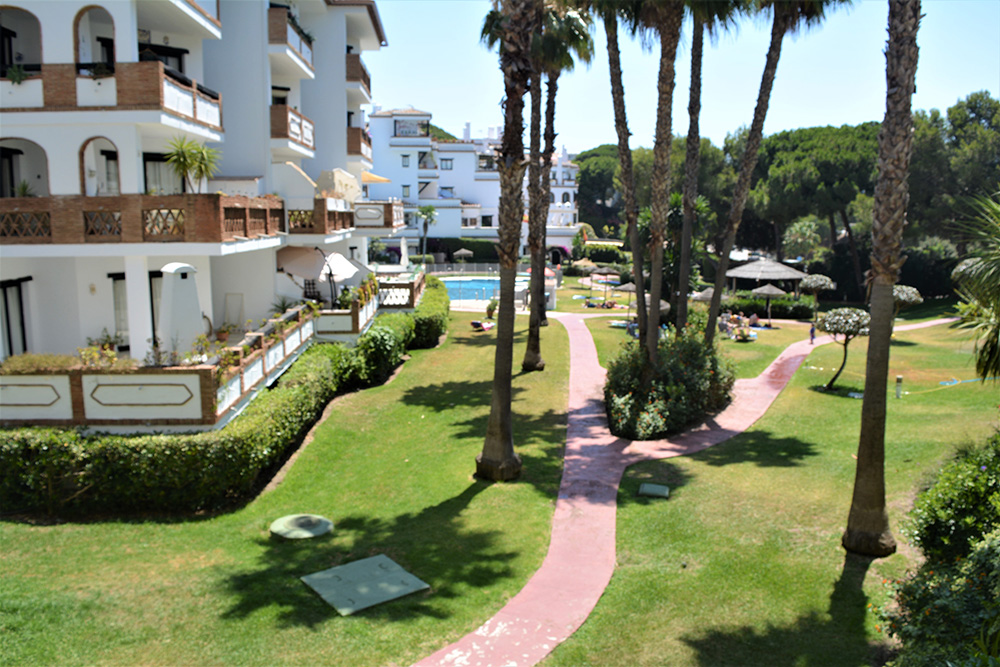 Ground Floor Apartment in Calahonda