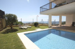 Villa Mirador Holidays in Mijas Costa